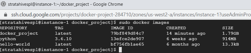 A Step-by-Step Guide for Deploying AI Models using Docker and Kubernetes on GCP - SH9