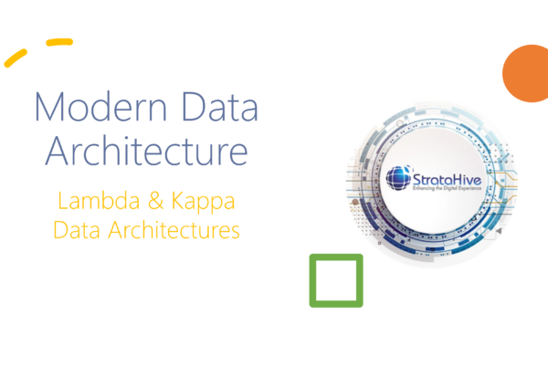 Modern Data Architecture - Lambda & Kappa Big Data Architectures_1