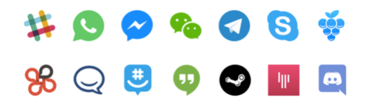 Messaging Technology for Chatbots