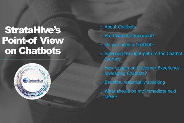 StrataHive-POV-on-Chatbot-Implementation